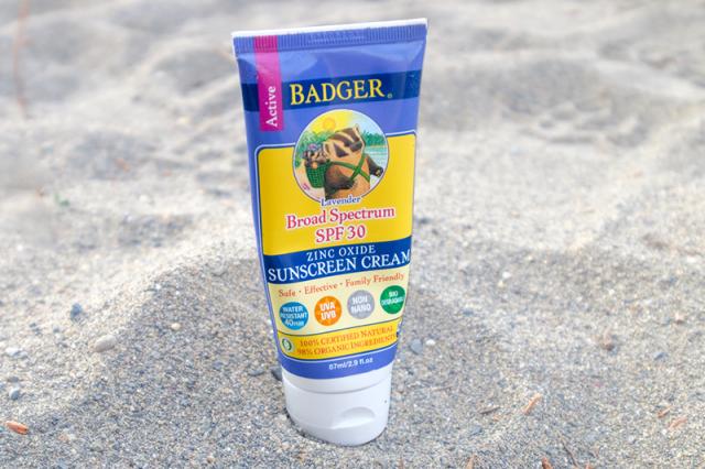 Badger-Lavender